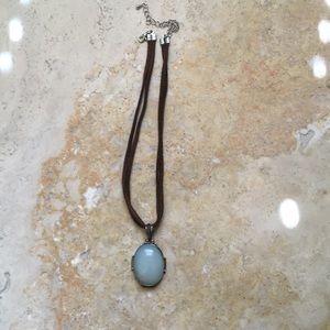 Jewelry - Blue Stone Necklace